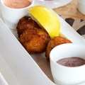 Spice Road Table - Spice Road Table - Salted Cod Croquettes $10