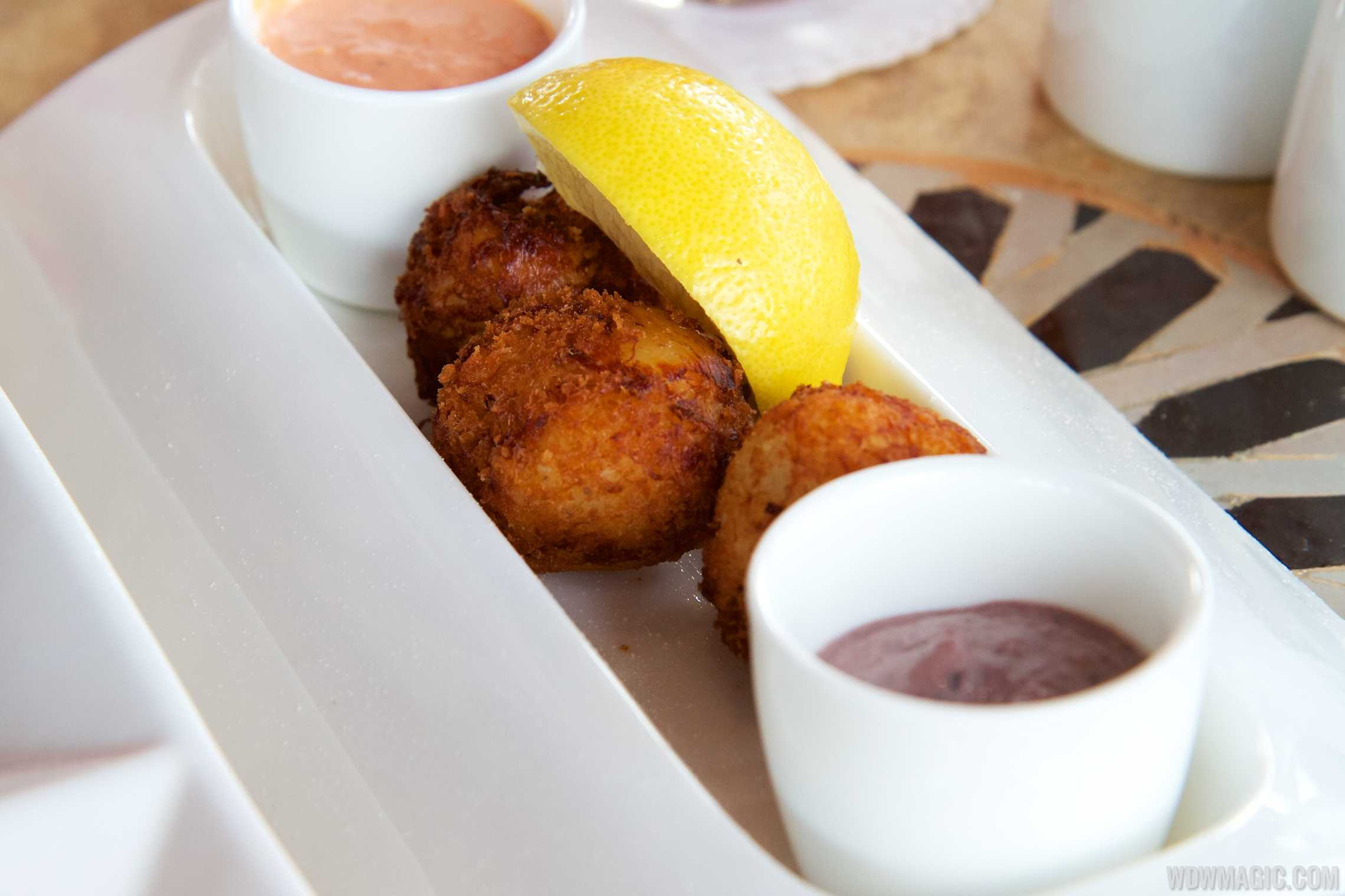 Spice Road Table - Salted Cod Croquettes $10