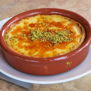 23 of 26: Spice Road Table - Spice Road Table - Safron and Lemon Custard $7