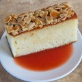Spice Road Table - Spice Road Table - Almond and Rosewater Cake with blood orange sauce $7