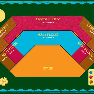 1 of 1: Spirit of Aloha - Spirit of Aloha seating plan