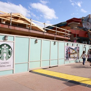 3 of 3: Starbucks Marketplace - Starbucks Marketplace construction