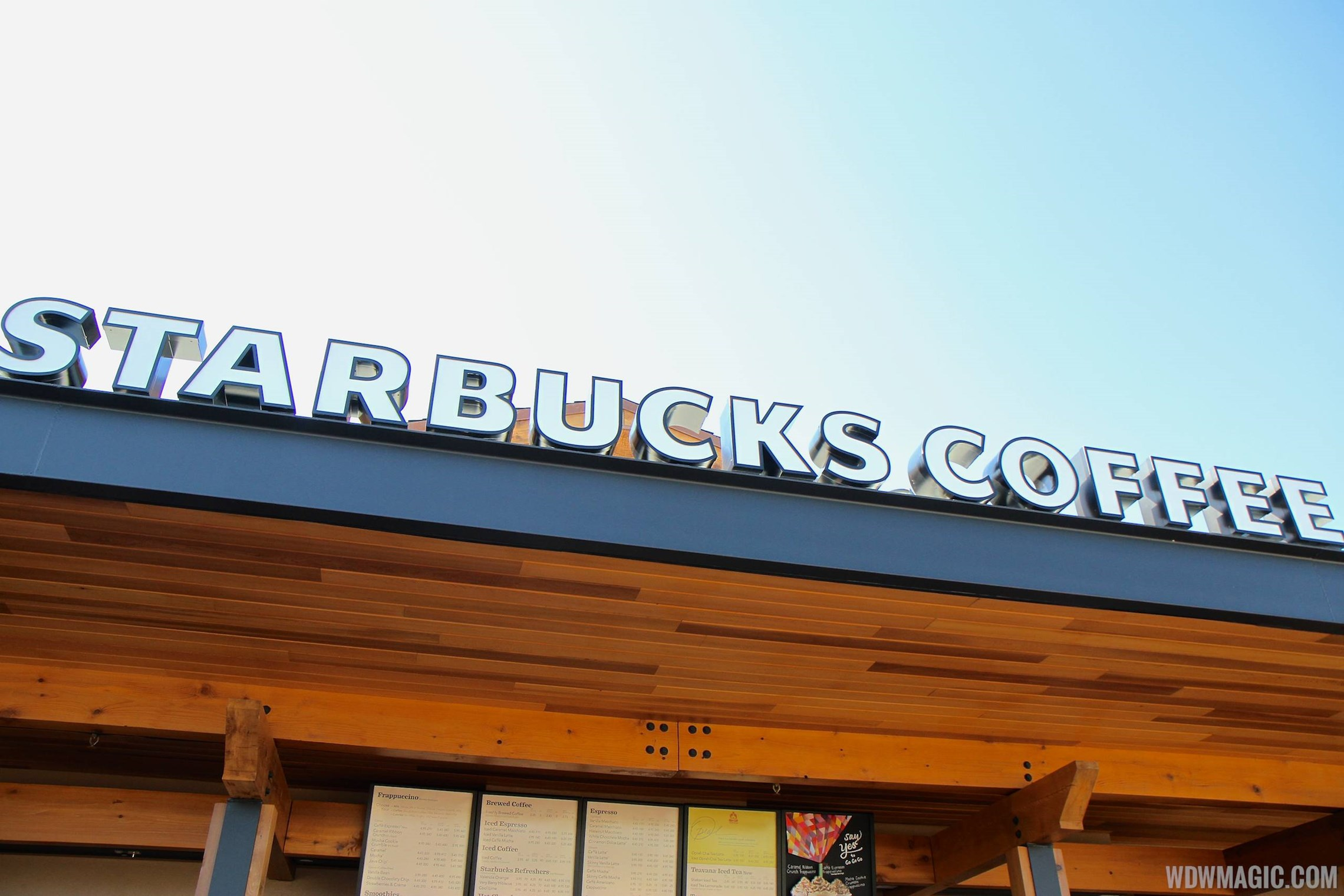Starbucks Marketplace opening