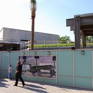4 of 7: Starbucks West Side - Starbucks West Side construction