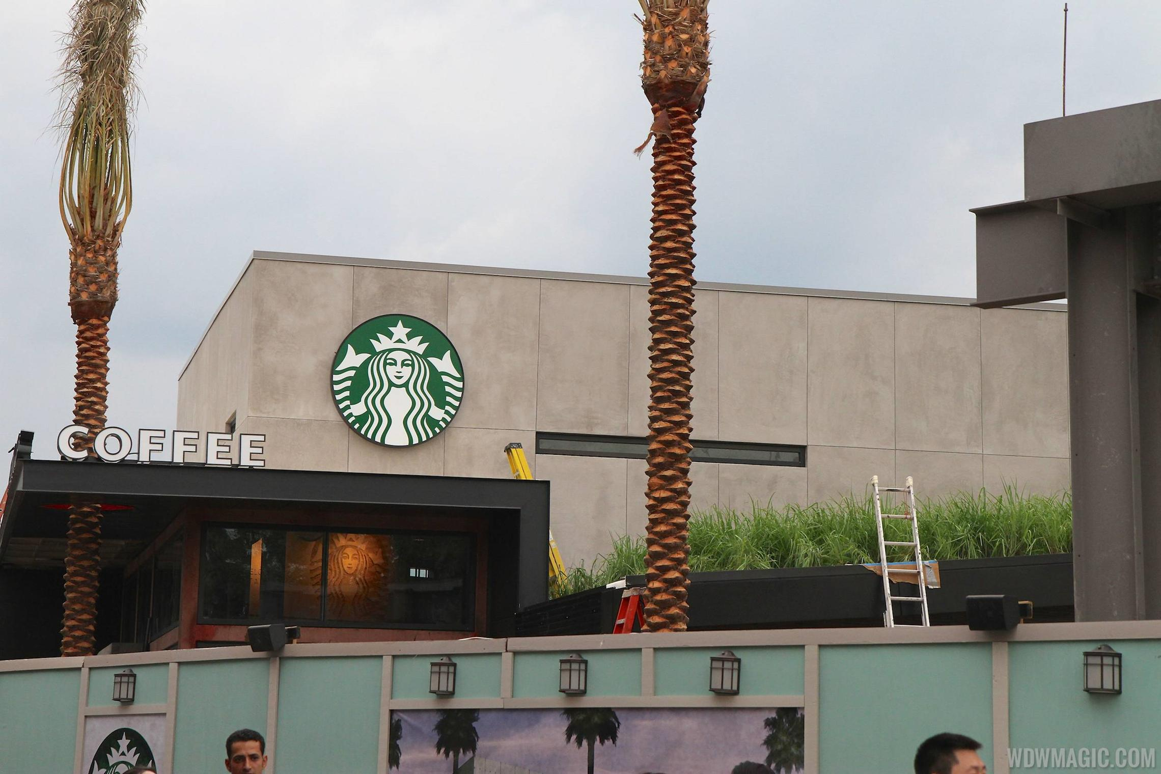 Starbucks Downtown Disney West Side