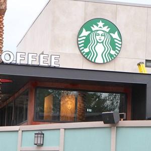3 of 5: Starbucks West Side - Starbucks West Side construction