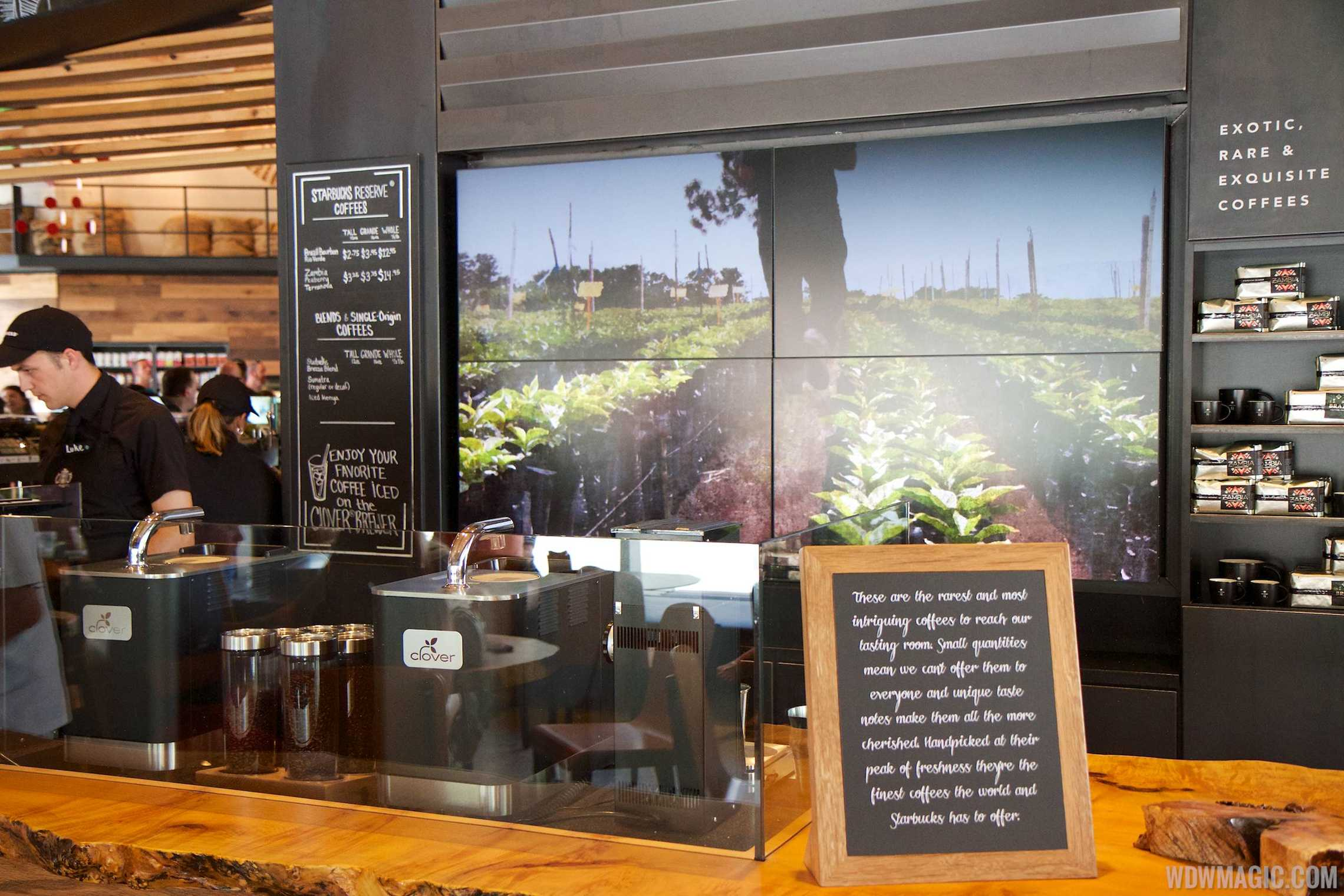 Starbucks Special Reserve