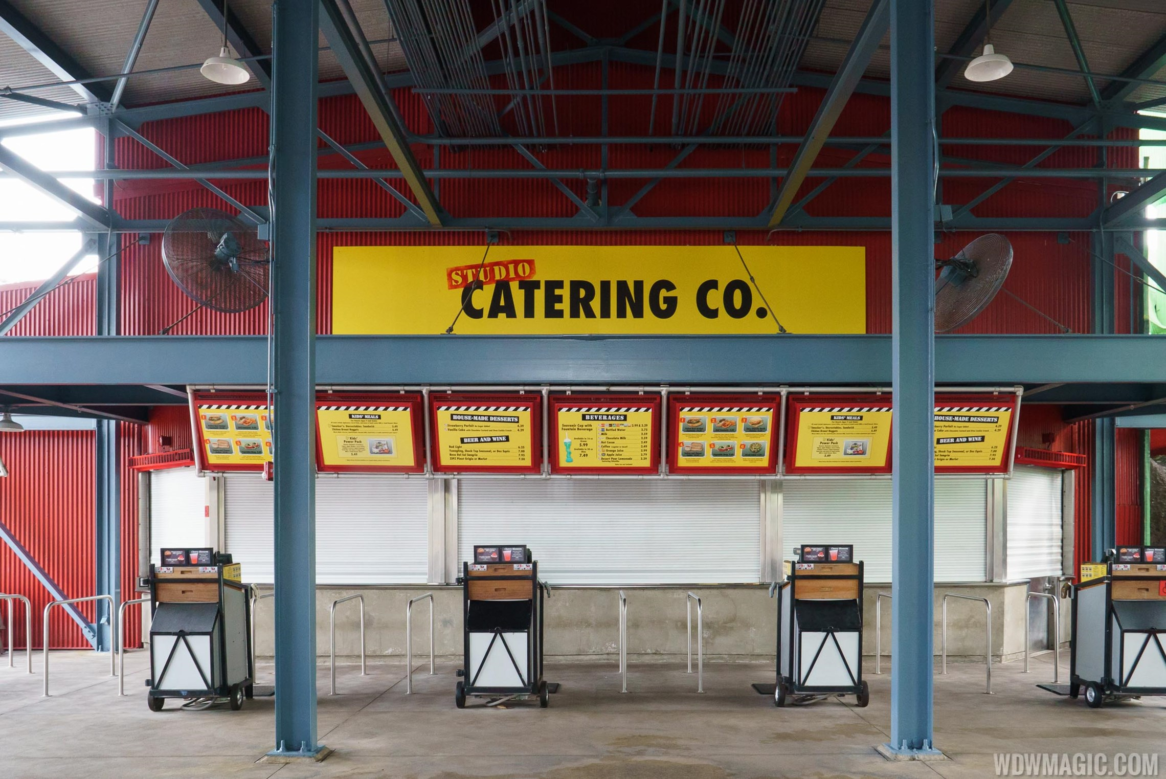 Studio Catering Co. overview