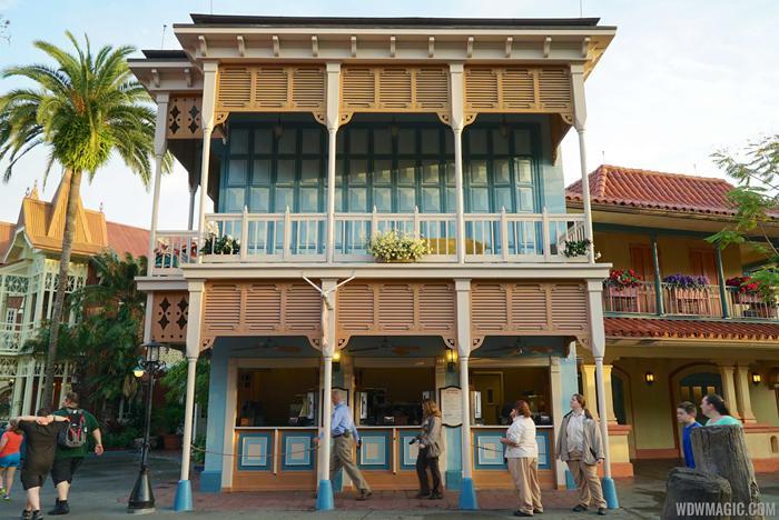 Sunshine Tree Terrace new location
