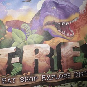 3 of 4: T-Rex - T-Rex location confirmed