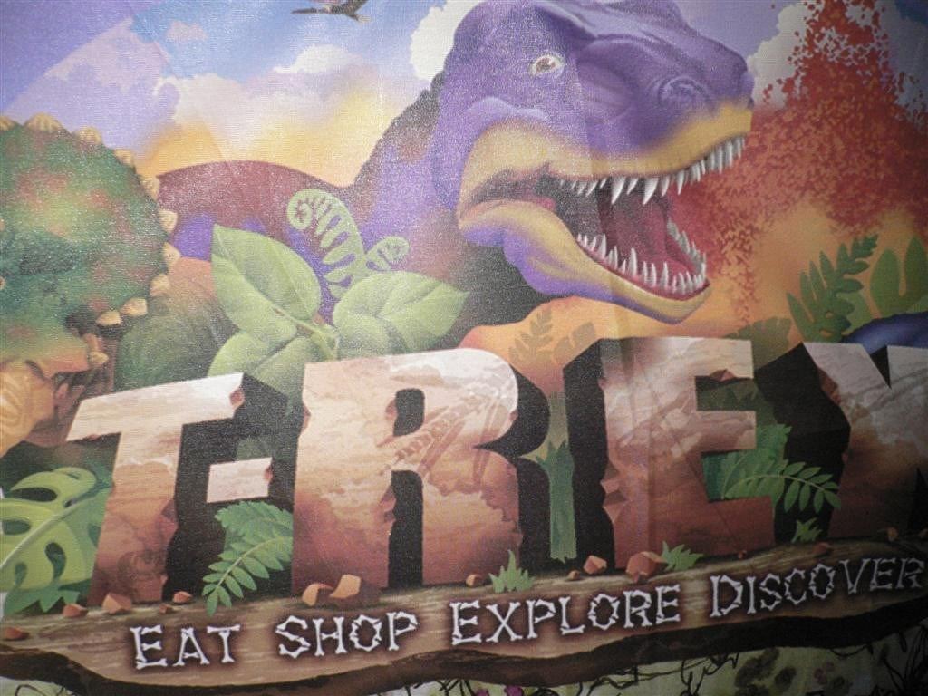 T-Rex location confirmed