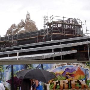 1 of 4: T-Rex - T-Rex restaurant construction