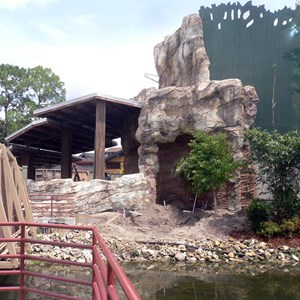 7 of 8: T-Rex - T-Rex restaurant construction