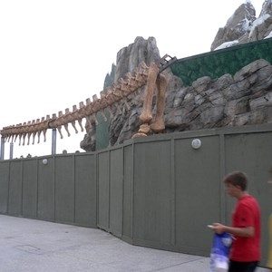 1 of 1: T-Rex - T-Rex restaurant construction