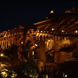 2 of 5: T-Rex - T-Rex restaurant construction