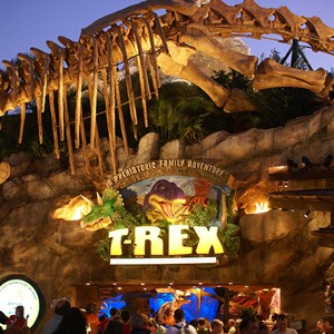 20 of 32: T-Rex - Inside T-Rex