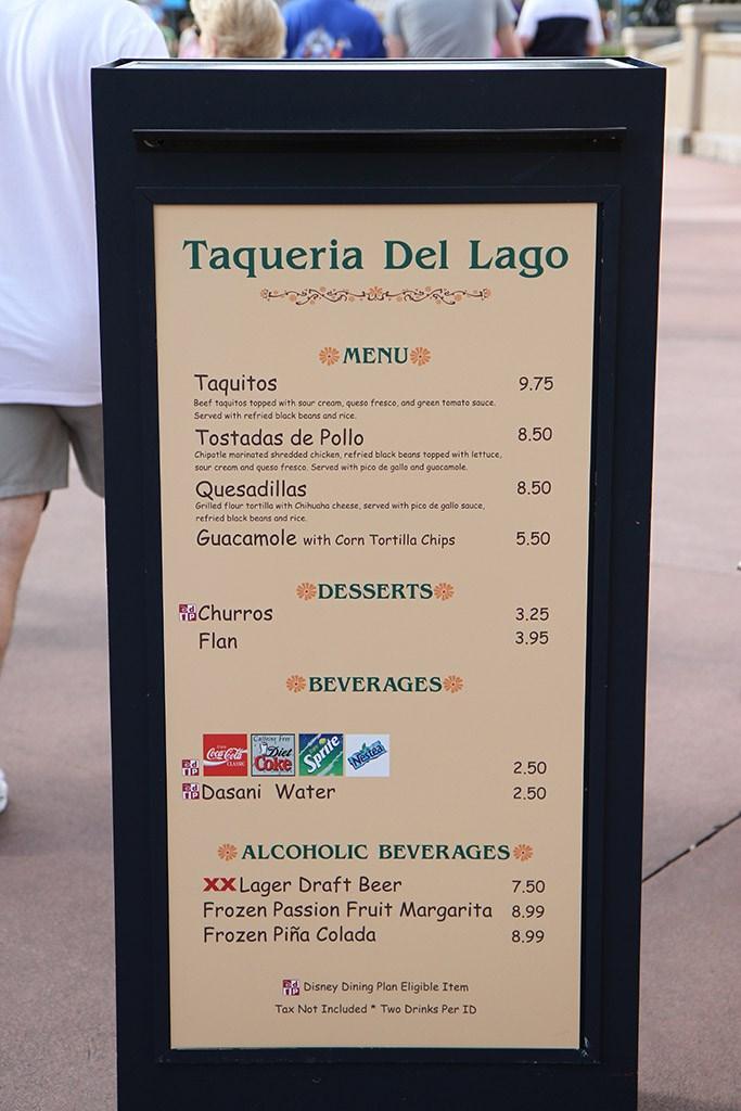 Taqueria Del Lago