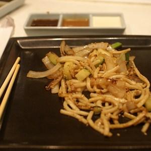 4 of 6: Teppan Edo - Udon Noodles