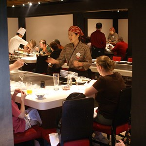 3 of 4: Teppan Edo - Teppan Edo dining room