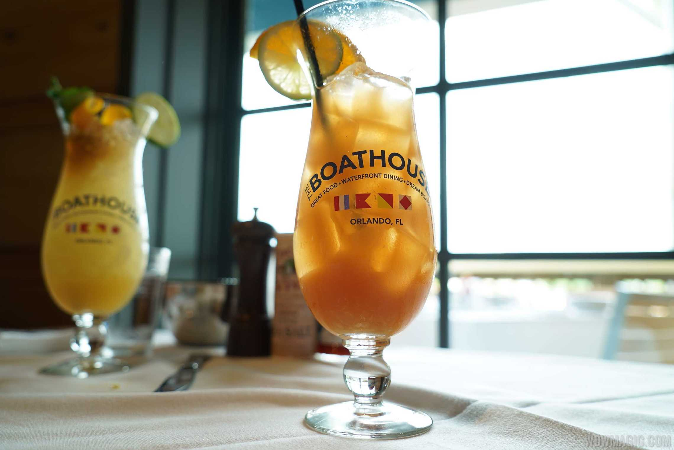 The BOATHOUSE Food - Specialty Cocktails