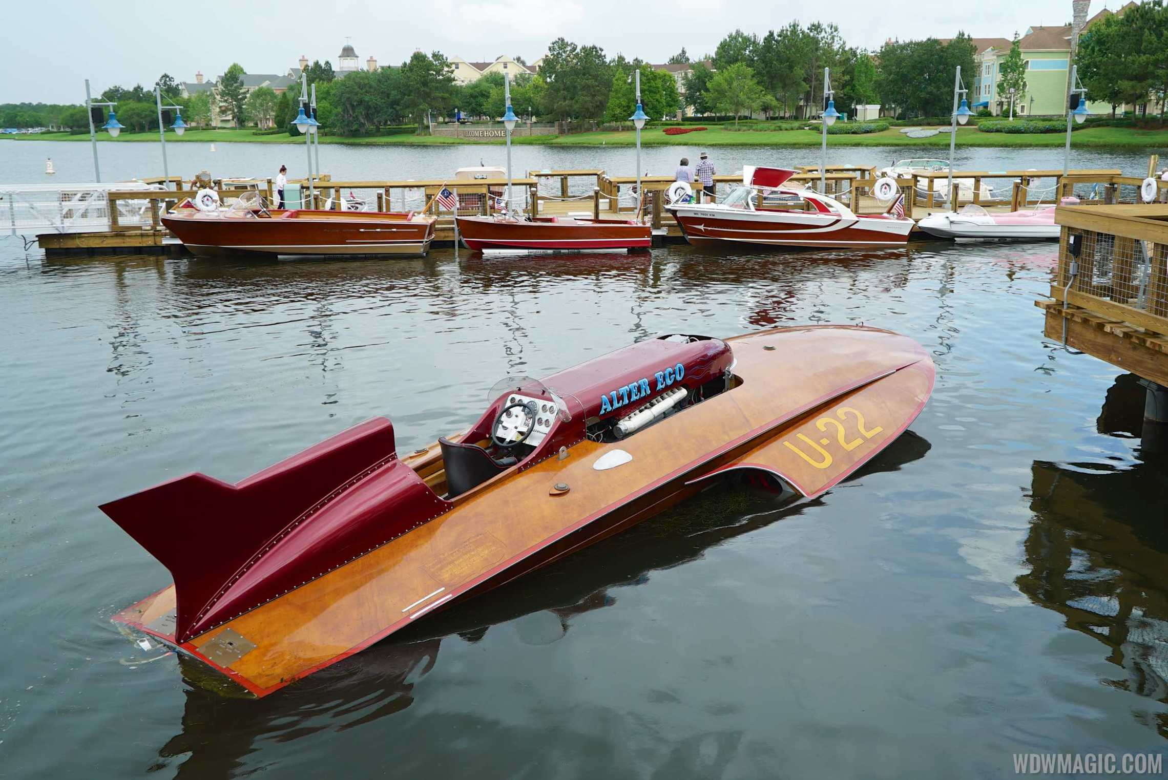 The BOATHOUSE - The watercraft fleet