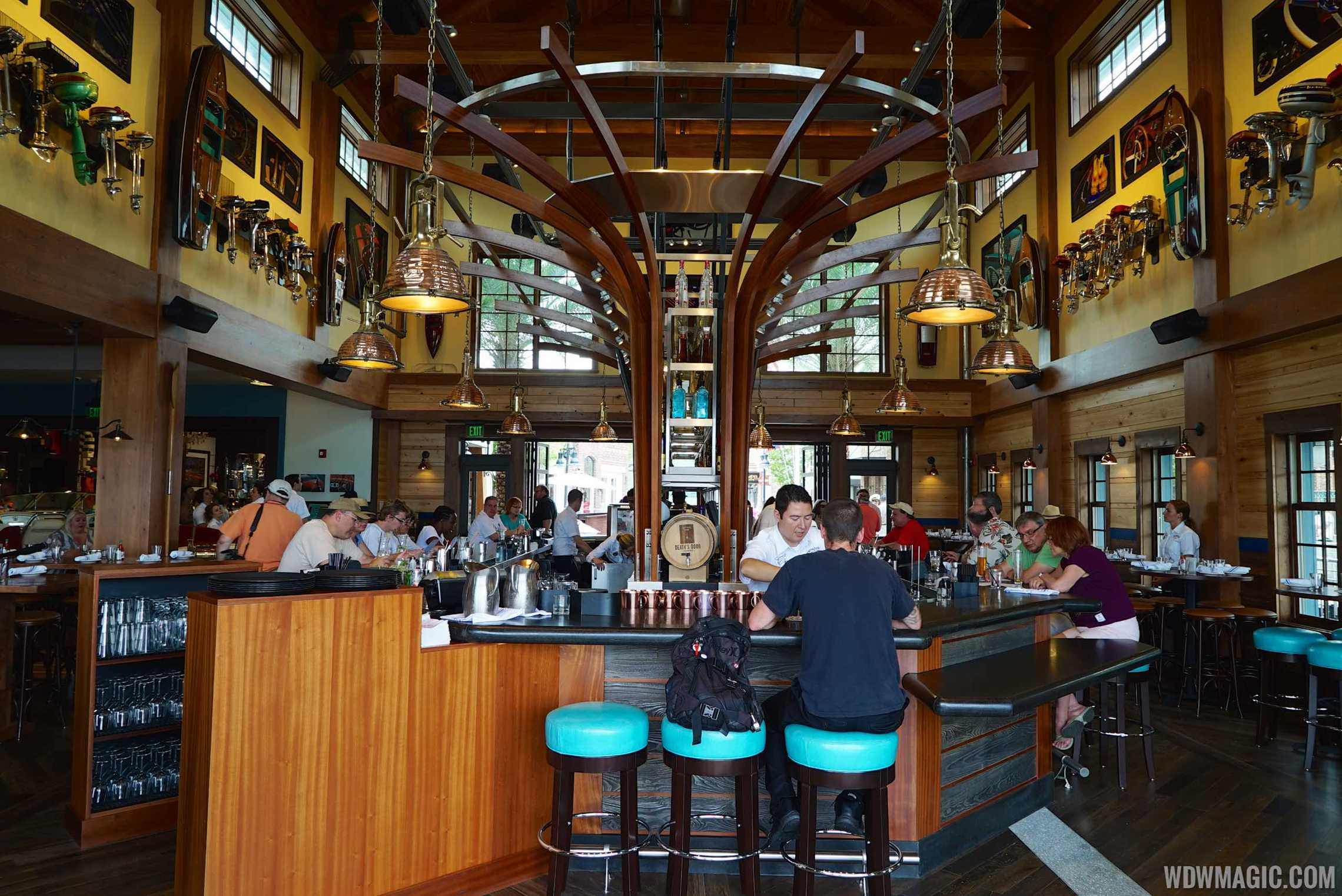 The BOATHOUSE - The Captains Raw Bar