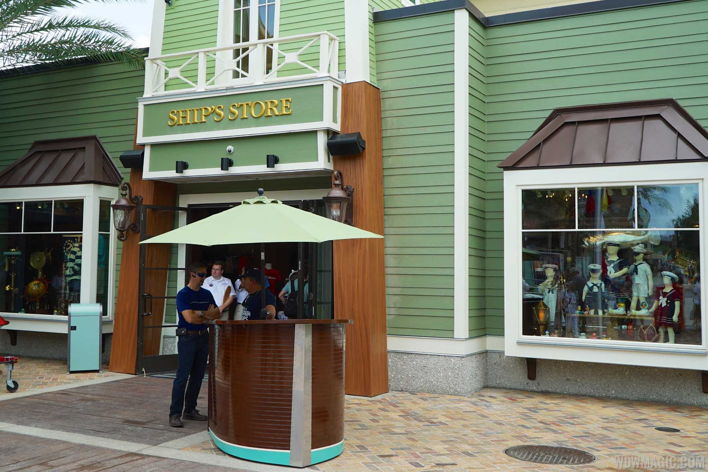 The BOATHOUSE - Gift shop