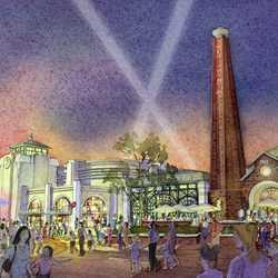 The Edison concept art