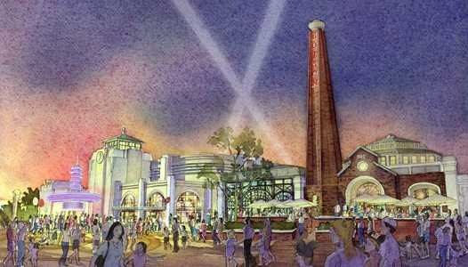 The Edison to bring a lavish 'Industrial Gothic' style restaurant, bar and nighttime destination to Disney Springs in 2016