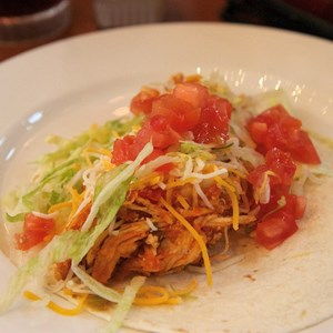 9 of 14: The Pepper Market - Chicken taco