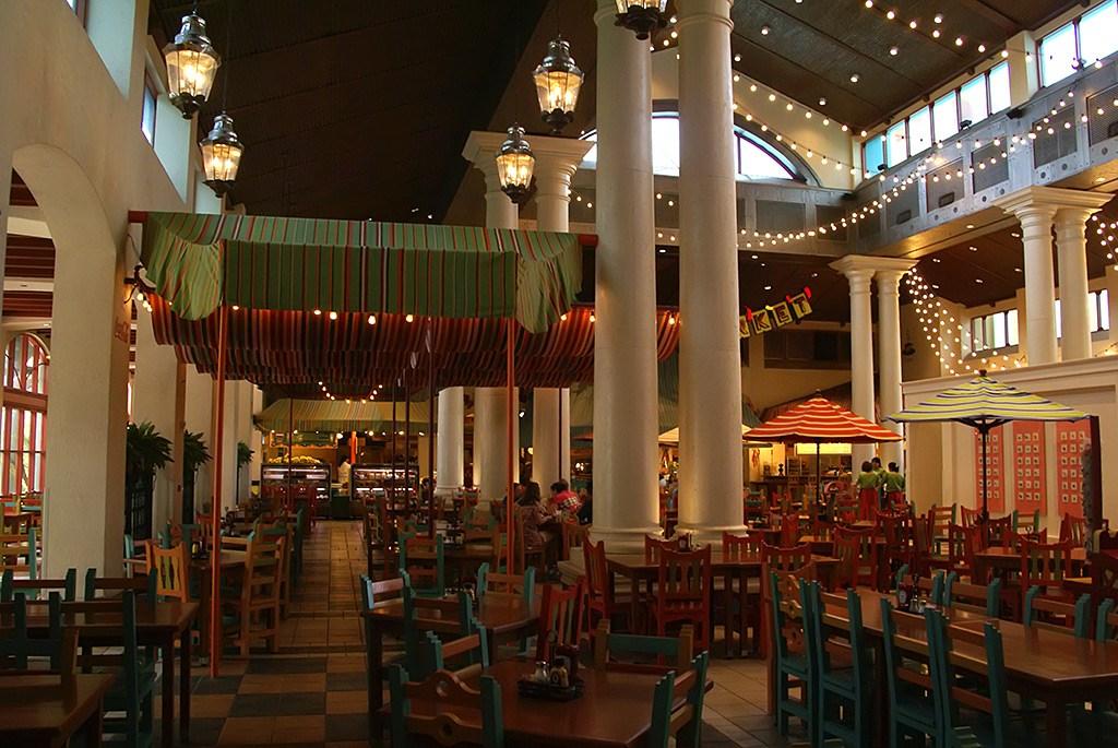 The Pepper Market interior