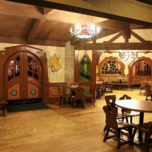 4 of 8: Pinocchio Village Haus - Pinocchio Village Haus inside dining room