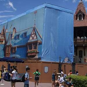 1 of 2: Pinocchio Village Haus - Pinocchio Village Haus exterior refurbishment