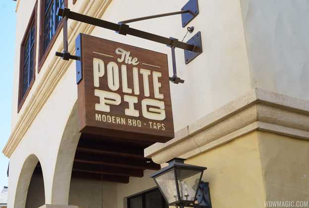 The Polite Pig overview