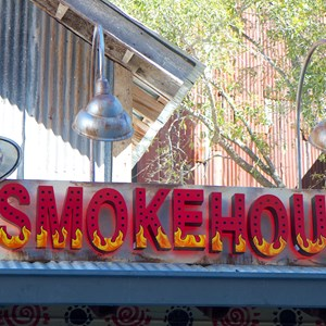 1 of 8: The Smokehouse - The Smokehouse at House of Blues - Sign
