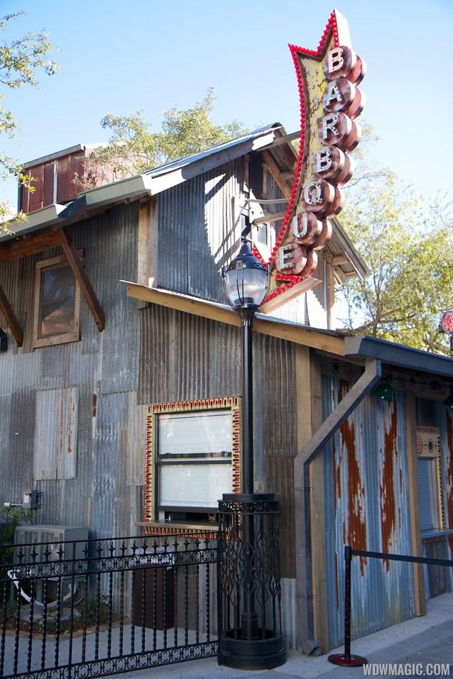 The Smokehouse - The Smokehouse at House of Blues - Walkup kiosk