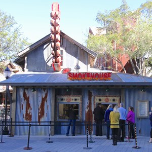 4 of 8: The Smokehouse - The Smokehouse at House of Blues