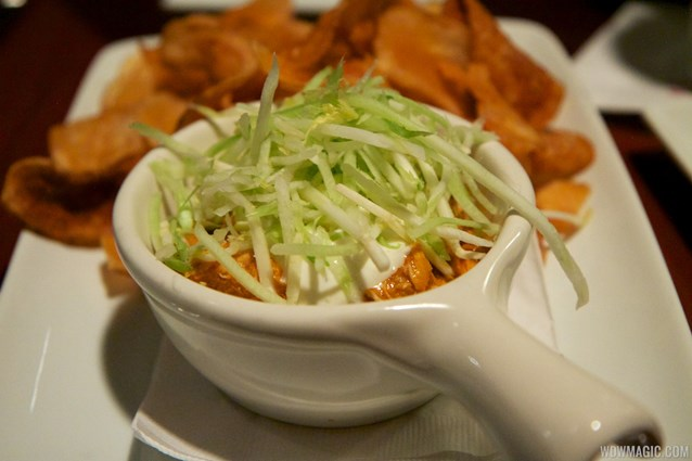 The Turf Club Bar and Grill - The Turf Club Bar and Grill food - Buffalo Chicken Dip 