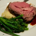 The Turf Club Bar and Grill - The Turf Club Bar and Grill food - Prime Rib 