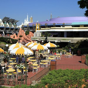 1 of 4: Tomorrowland Terrace - Refurbishment complete
