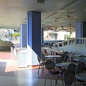 3 of 4: Tomorrowland Terrace - Refurbishment complete