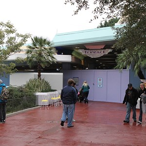 1 of 4: Tomorrowland Terrace - Tomorrowland Noodle Station refurbishment