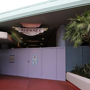 2 of 4: Tomorrowland Terrace - Tomorrowland Noodle Station refurbishment