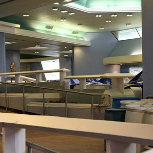 3 of 4: Tomorrowland Terrace - Tomorrowland Noodle Station refurbishment