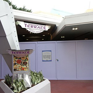 4 of 4: Tomorrowland Terrace - Tomorrowland Noodle Station refurbishment