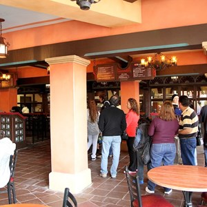 4 of 5: Tortuga Tavern - Exterior, signage and inside