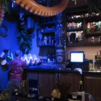 Trader Sam's Grogg Grotto and Tiki Terrace opening night