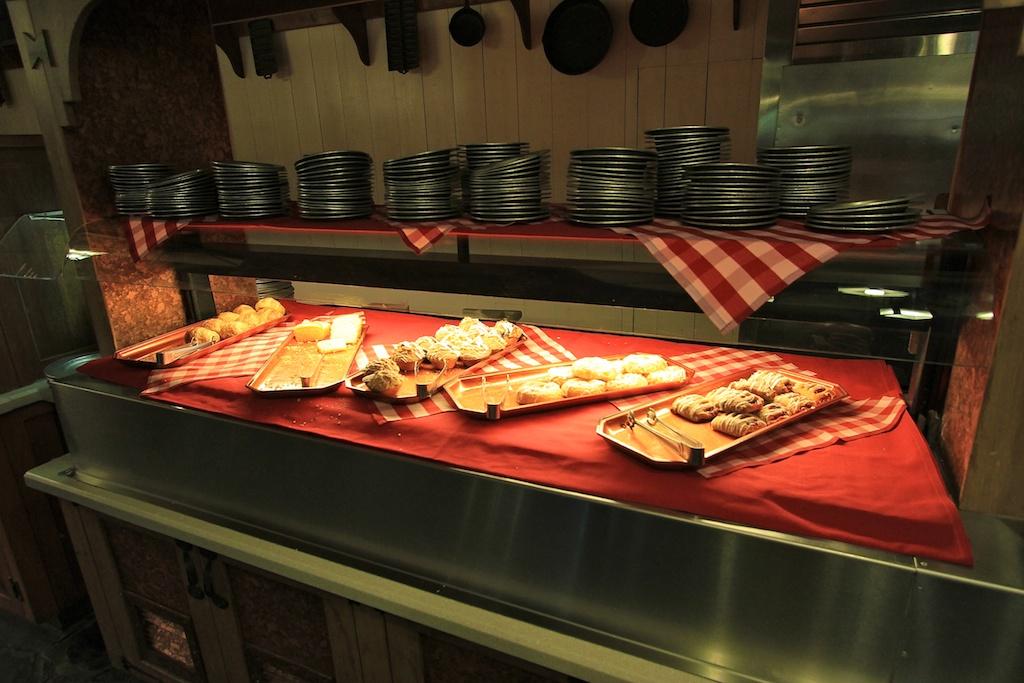 Rivers End Restaurant Breakfast Menu