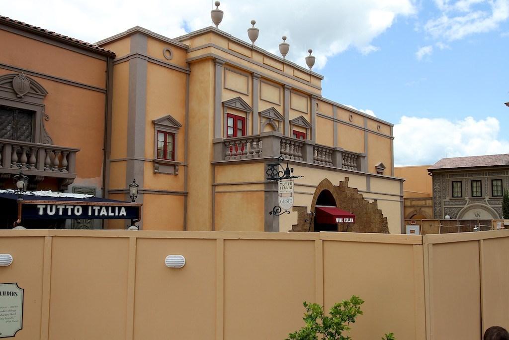Tutto Italia remodel
