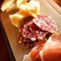 Tutto Italia Ristorante - Meats and cheese platter, Tutto Gusto